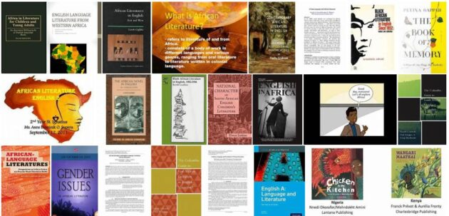 Africa English-language literature