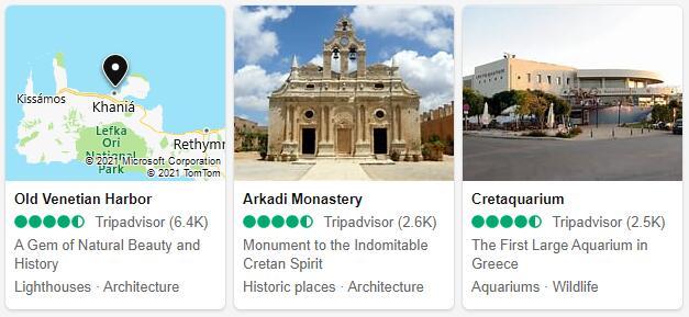 Crete Attractions 2