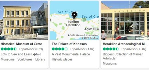 Crete Attractions