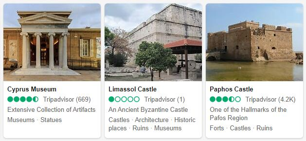 Cyprus Attractions 2
