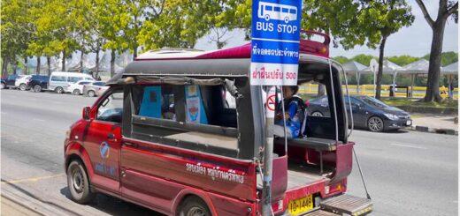 Arriving in Krabi