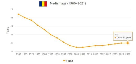 Chad Median Age