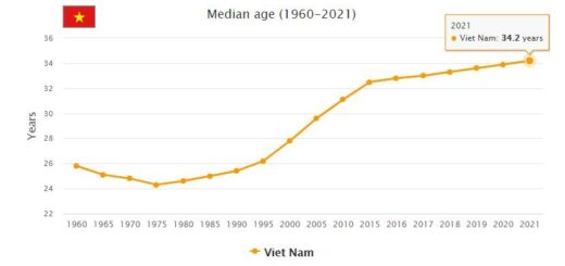 Vietnam Median Age