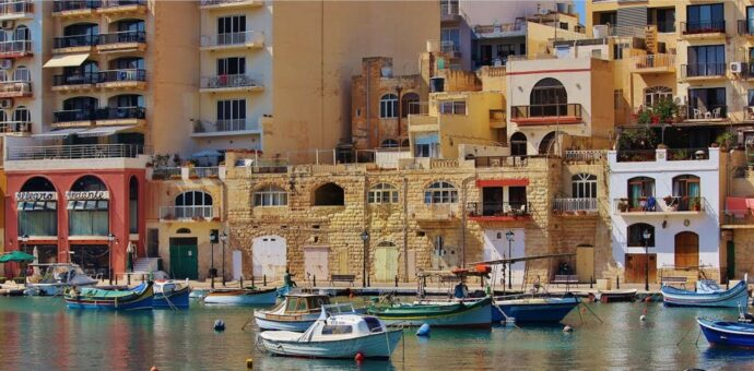 5 must in Valletta
