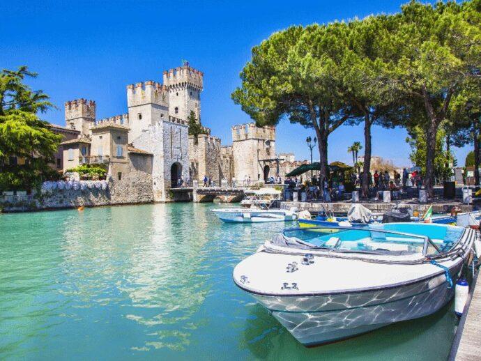 best travel time for Lake Garda