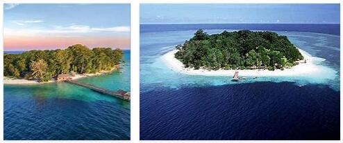 Pulau Sipadan in Malaysia